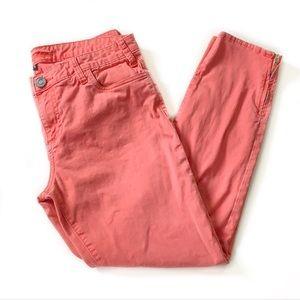 Kut from the Kloth • Brigitte Ankle Skin y Jeans